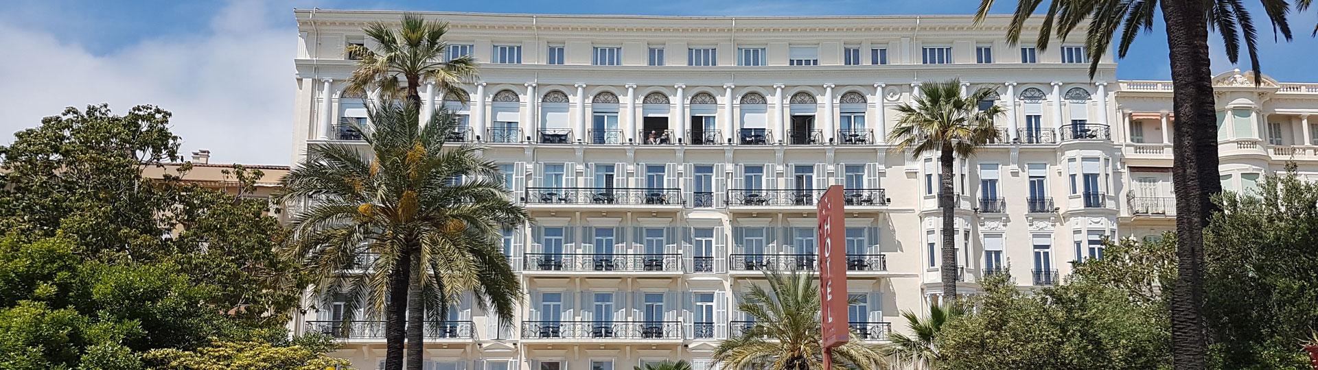 Hôtel Royal Westminster- Vue extérieure