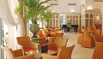 Bar Le Banian - Hôtel Royal Westminster Menton