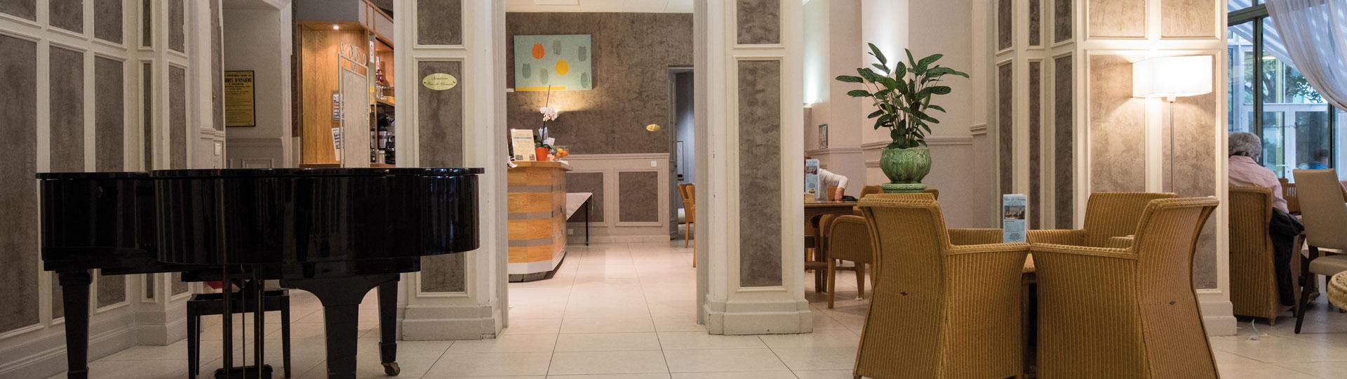 Bar le Banian - Hôtel Royal Westminster