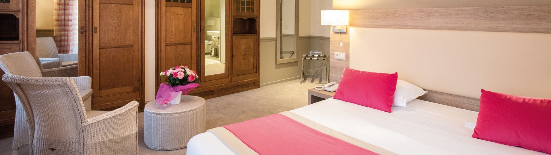 Chambre Privilege - Hôtel Royal Westminster