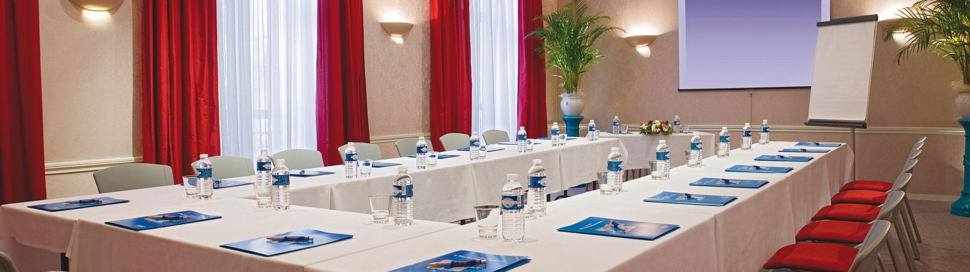 Séminaire réception - Hôtel Royal Westminster