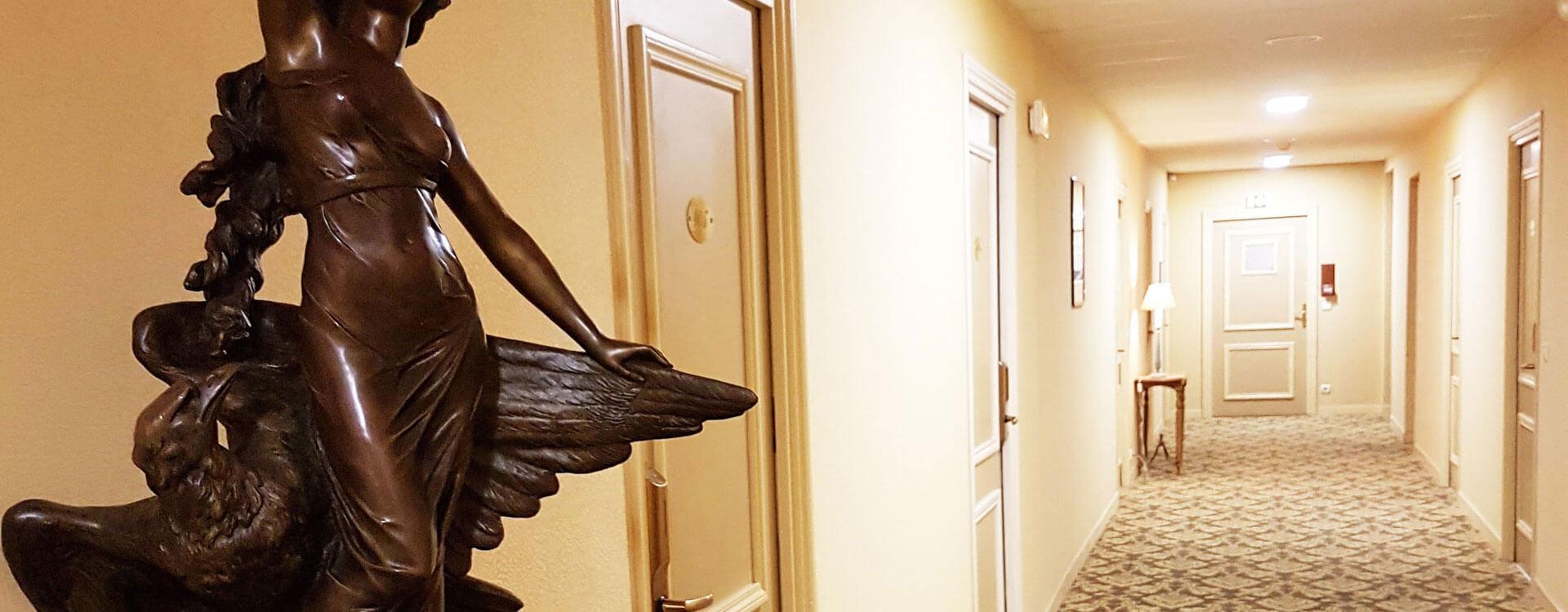 Un hôtel art compris - Hôtel*** Royal Westminster à Menton