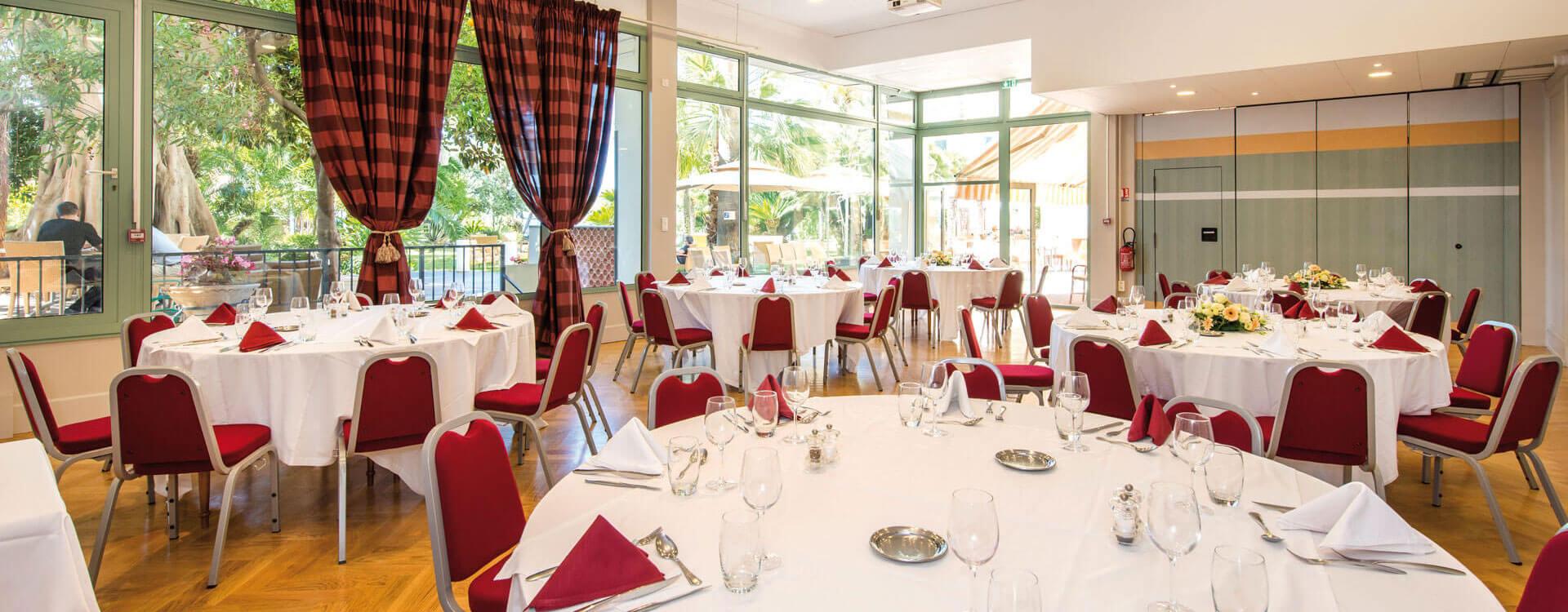 Réceptions - Hôtel*** Royal Westminster à Menton