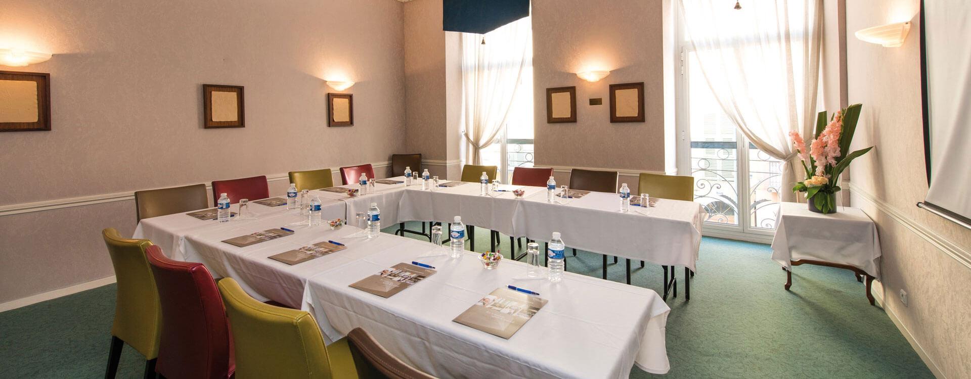 Séminaires - Hôtel*** Royal Westminster à Menton